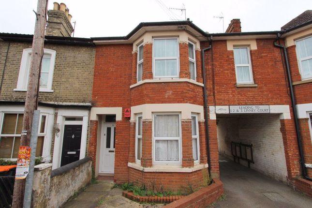 Thumbnail Maisonette to rent in Dudley Street, Leighton Buzzard, Bedfordshire