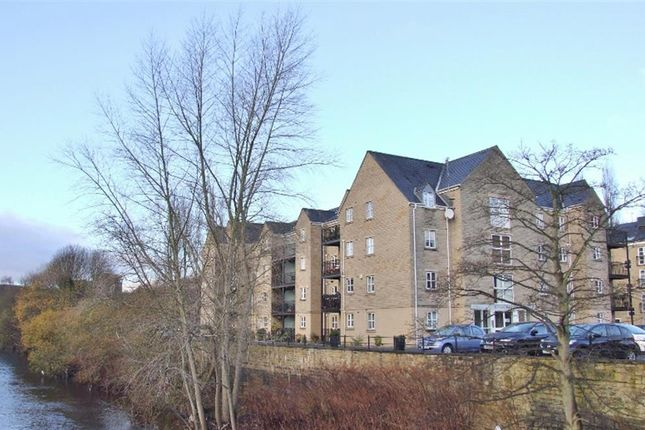 Thumbnail Flat for sale in The Riverine, Sowerby Bridge, Halifax
