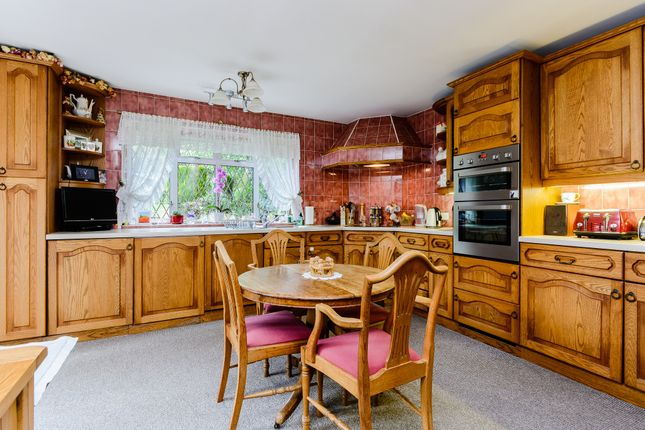 Thumbnail Detached house for sale in Nicholas Way, Northwood