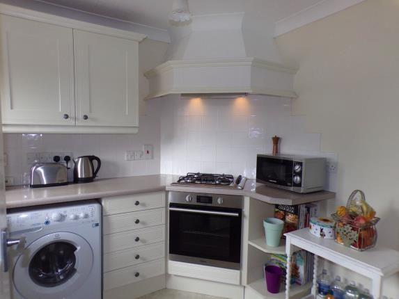 Kitchen of Bishop Court, Ringwood BH24