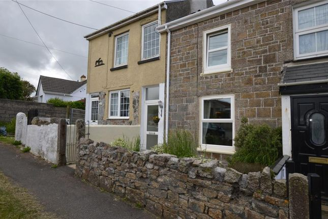 Thumbnail Terraced house for sale in Pendarves Street, Beacon, Camborne, Cornwall