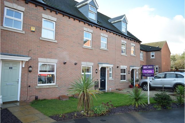 Thumbnail Town house to rent in Cavendish Street, Mansfield Woodhouse