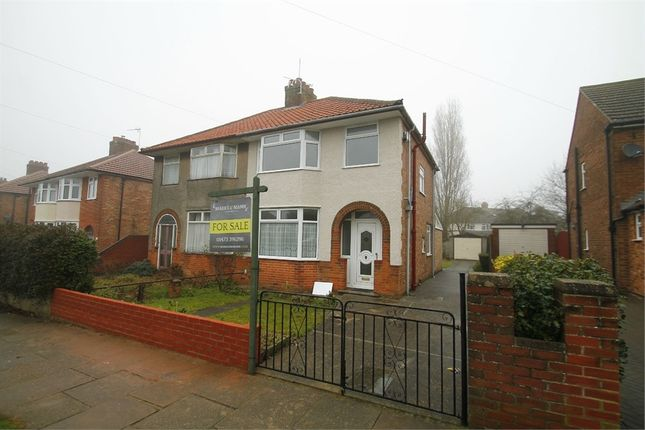 Thumbnail Semi-detached house for sale in Stratford Road, Ipswich, Suffolk