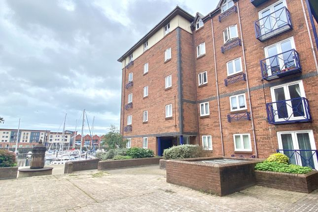 1 bed flat to rent in Mannheim Quay, Maritime Quarter, Swansea SA1