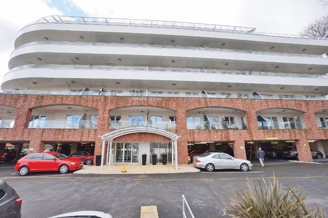 Thumbnail Flat for sale in Manor Crescent, Paignton