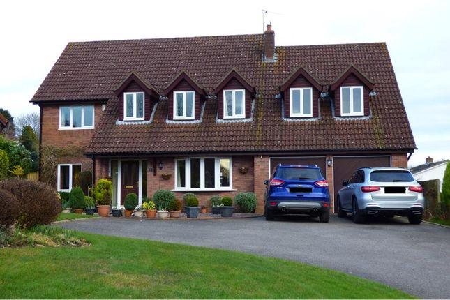 Thumbnail Detached house for sale in Grange Park, St. Arvans, Chepstow