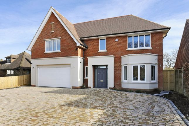 Thumbnail Detached house to rent in Cherry Tree Road, Beaconsfield
