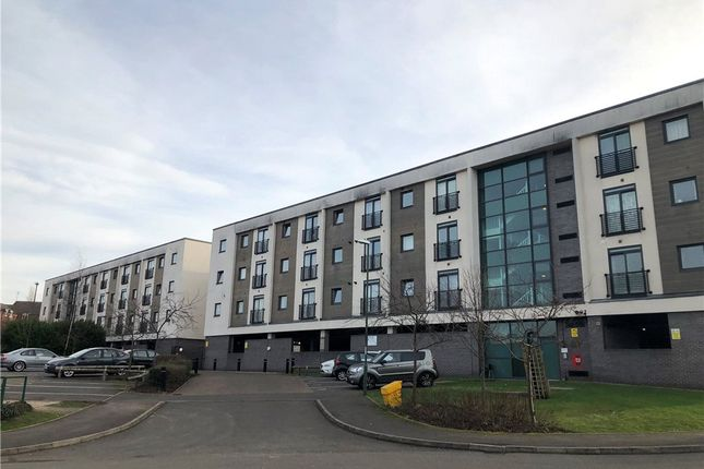 Thumbnail Flat to rent in Calverly Court, 5 Paladine Way, Coventry, West Midlands