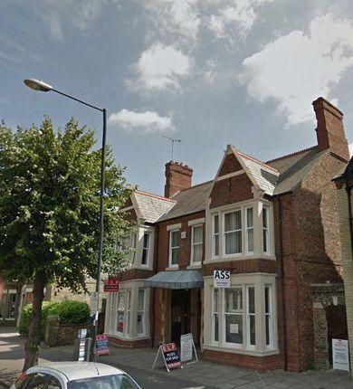 Thumbnail Block of flats for sale in Broadway, Peterborough