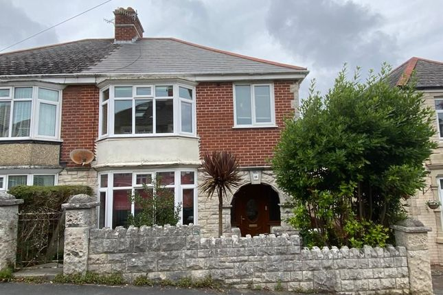 Semi-detached house for sale in Everest Road, Weymouth
