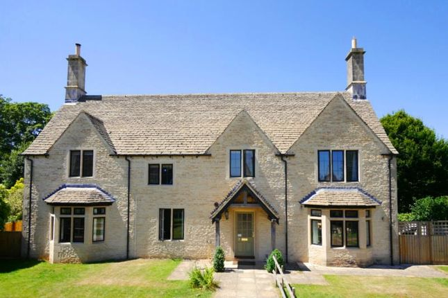 Thumbnail Detached house to rent in Dukes Field, Down Ampney, Cirencester