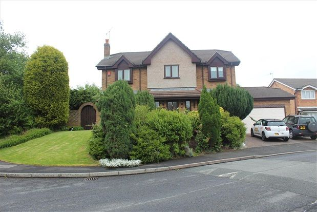 Thumbnail Property for sale in Kingsbury Court, Skelmersdale