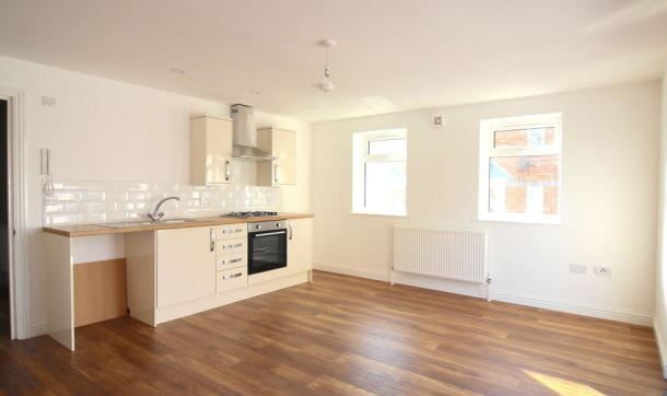 1 bed flat to rent in Highland Road, Southsea PO4