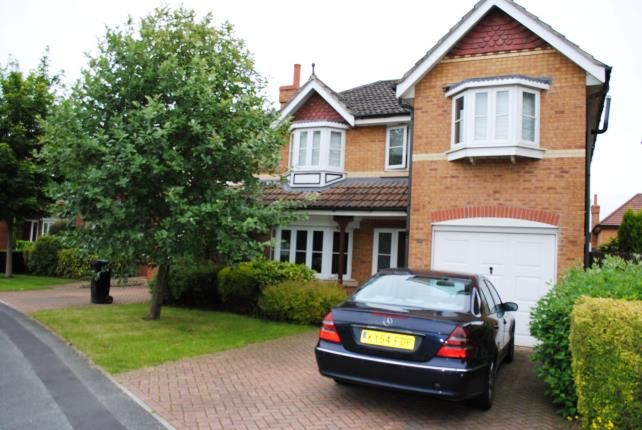 Thumbnail Detached house for sale in Eden Park Road, Cheadle Hulme, Cheadle, Greater Manchester