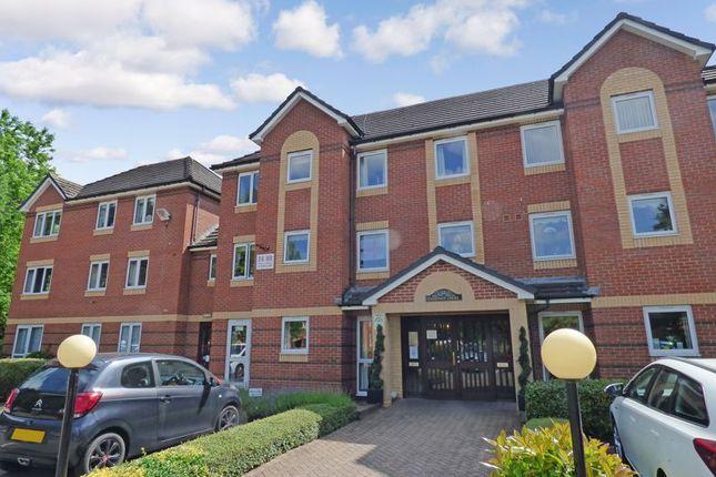 Thumbnail Flat for sale in Chestnut Court, Birmingham