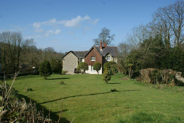 Thumbnail Detached house for sale in Drefach Felindre, Newcastle Emlyn