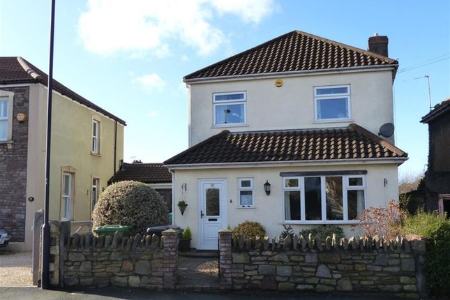 Thumbnail Detached house for sale in Park Road, Staple Hill
