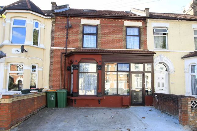 Thumbnail Property for sale in Sixth Avenue, Manor Park, London