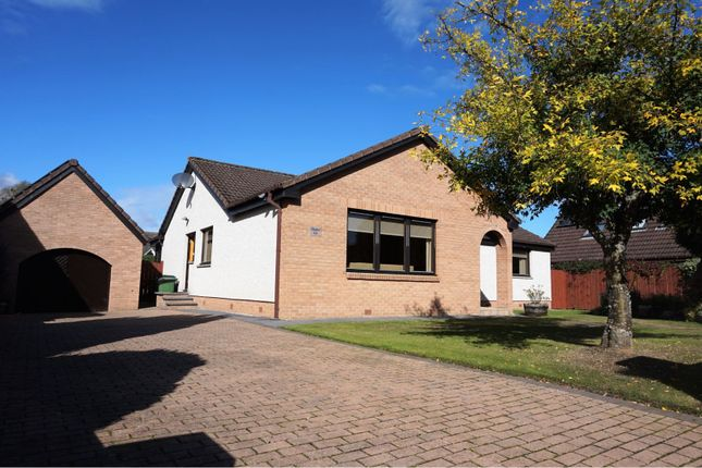 Thumbnail Detached bungalow for sale in Bellfield Road, Inverness