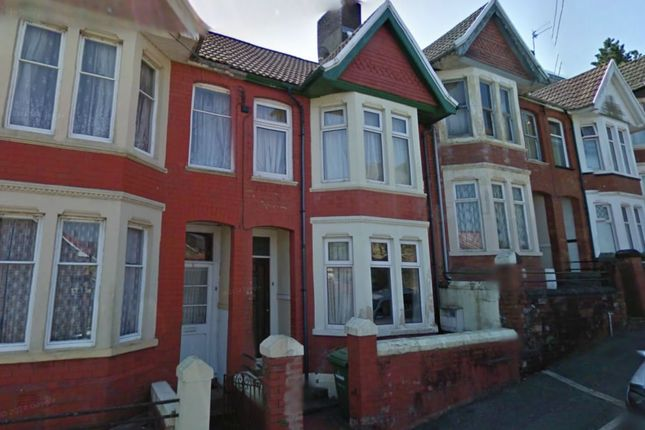 Thumbnail Terraced house to rent in Gwyn Street, Treforest, Pontypridd