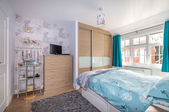 Master Bedroom of Norchard Gardens, Whitecroft, Lydney GL15