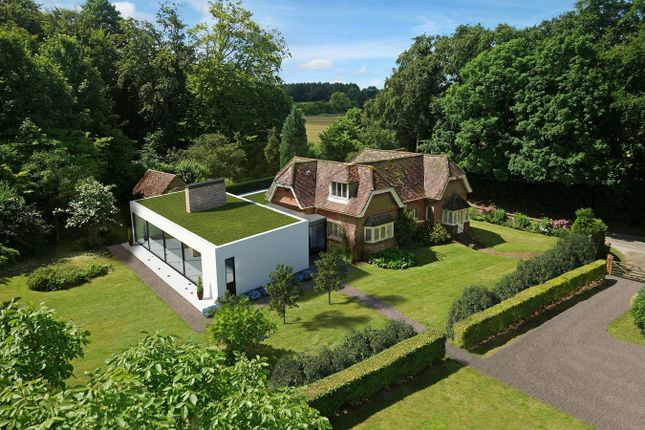 4 bed detached house for sale in Grange Park, Alresford, Hampshire