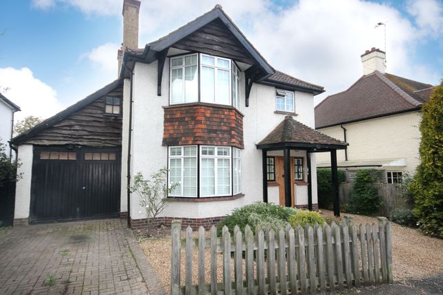 3 bed detached house to rent in Copthorne Road, Leatherhead KT22