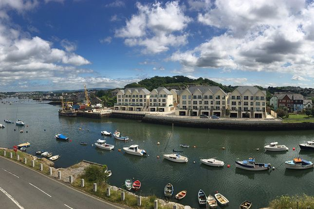 Thumbnail Flat for sale in Causeway View, Hooe, Plymouth, 9Fp.