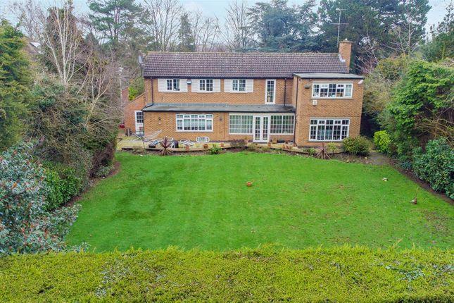 4 bed detached house for sale in Melton Road, Edwalton, Nottingham NG12