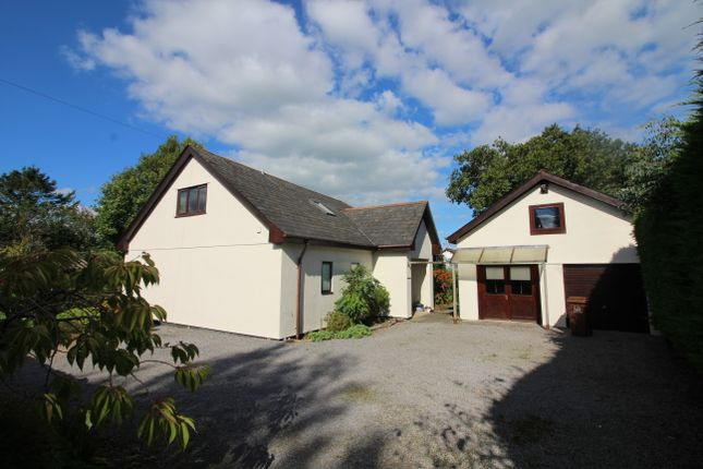 Thumbnail Detached house for sale in Totnes Road, South Brent, South Brent, Devon