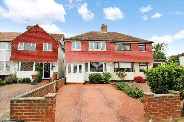 3 bed semi-detached house for sale in Chester Road, Sidcup, Kent