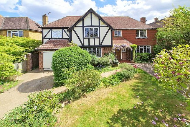 Thumbnail Detached house for sale in Downview Road, Felpham