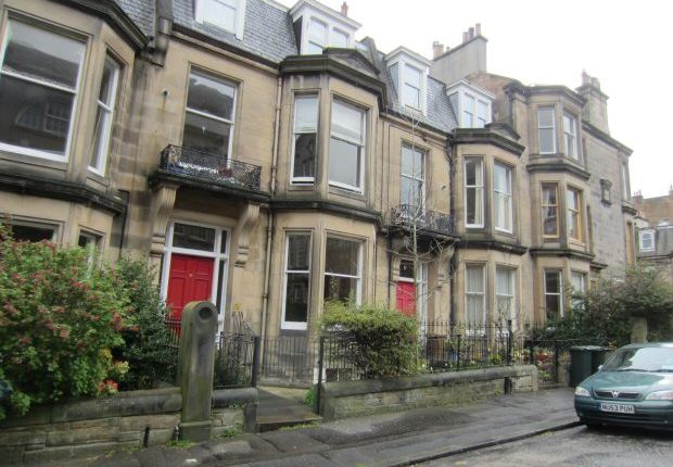 Thumbnail Flat to rent in Admiral Terrace, Edinburgh