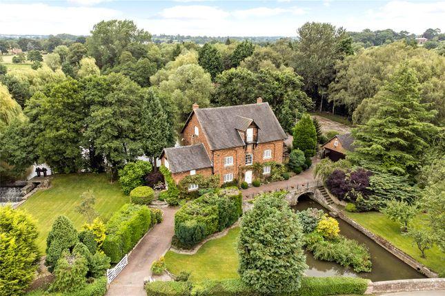Thumbnail Detached house for sale in Longford Lane, Longford, Ashbourne, Derbyshire