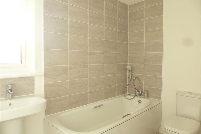 Bathroom of Nicholas Charles Crescent, Aylesbury HP18