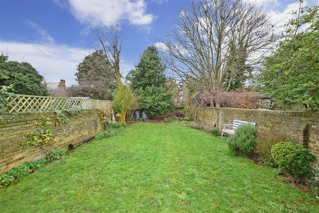 Rear Garden of Prices Avenue, Margate, Kent CT9