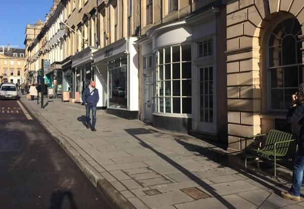 Thumbnail Retail premises to let in 36, Milsom Street, Bath