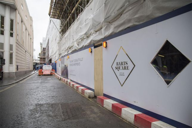 Thumbnail Property for sale in Vicary House, Barts Square, 56 West Smithfield, London