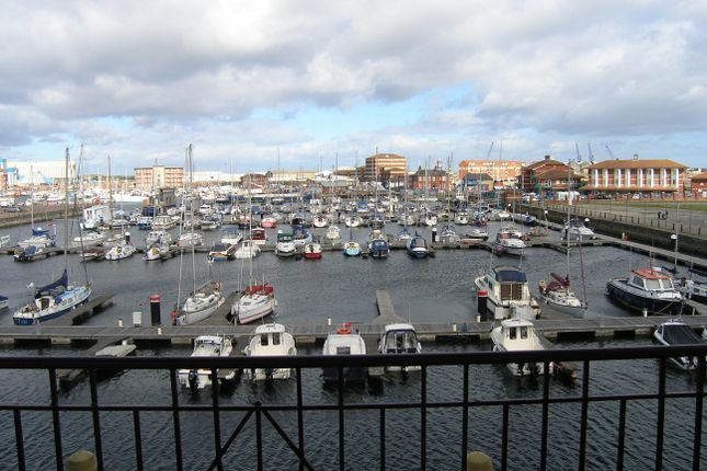 Thumbnail Flat to rent in Pilot House, Quayside, Hartlepool
