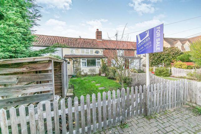 Thumbnail Terraced house for sale in Brick Kiln Lane, Great Horkesley, Colchester