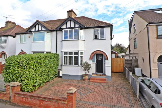 Semi-detached house for sale in Maxwell Road, St.Albans