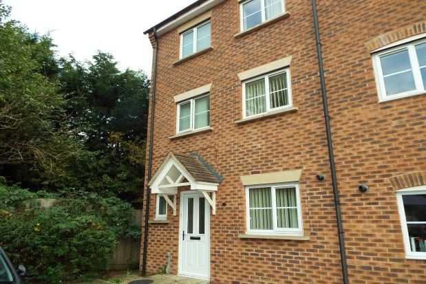 Thumbnail End terrace house to rent in Dunster Close, Bilton