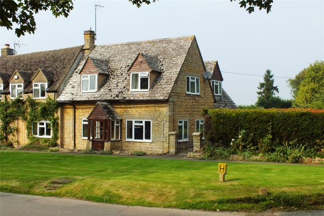 Thumbnail Semi-detached house for sale in Buckland, Broadway, Gloucestershire