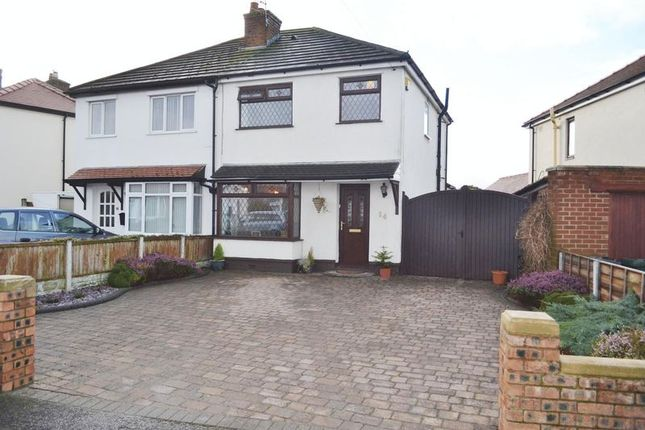 Thumbnail Semi-detached house to rent in Mickering Lane, Aughton, Ormskirk