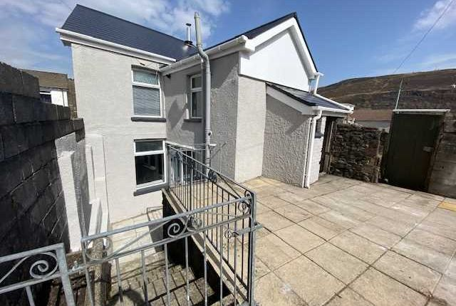 End terrace house for sale in Gilfach Road, Tonypandy