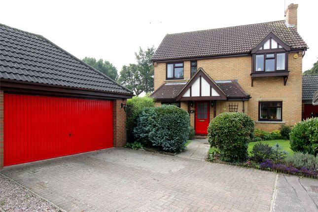 Thumbnail Detached house for sale in Cherry Hollow, Abbots Langley