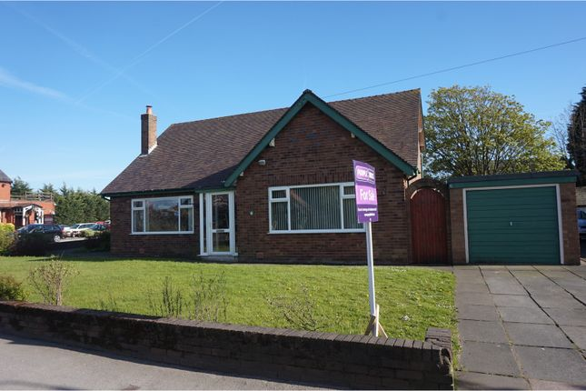 Thumbnail Detached bungalow for sale in Church Road, Southport