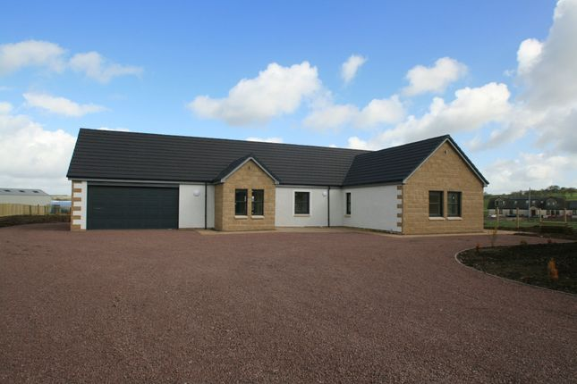 Thumbnail Detached bungalow for sale in Muirhouse Lane, Cleghorn, Lanark