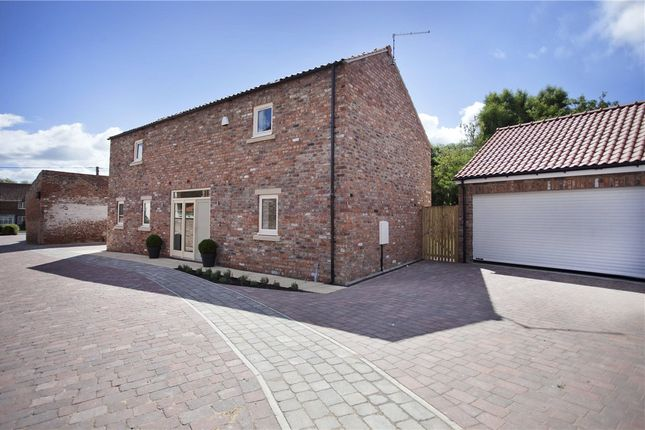 Thumbnail Barn conversion to rent in Meadow View, Thorganby, York, North Yorkshire