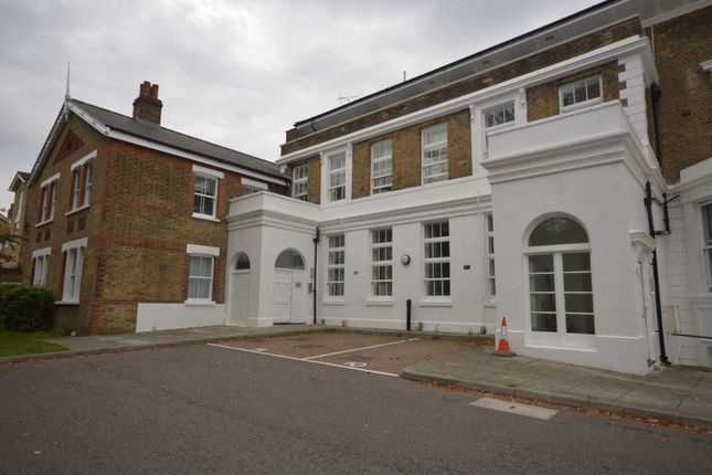 Thumbnail Flat to rent in Woolwich Road, London